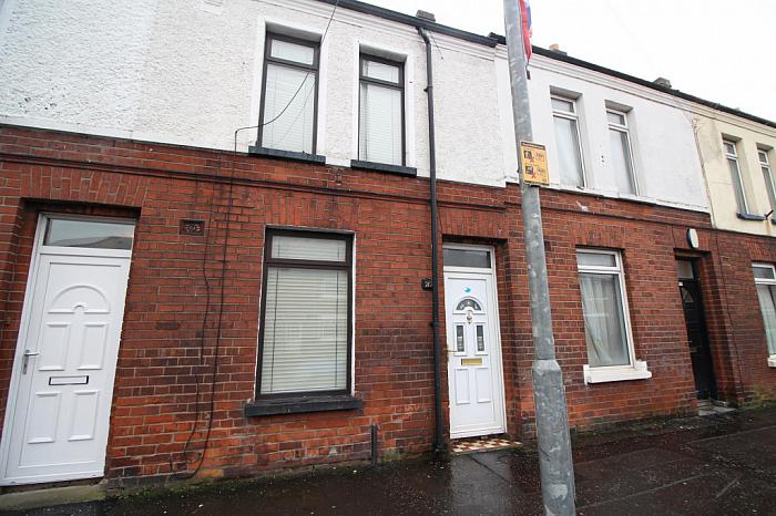 212 Donegall Avenue, BELFAST