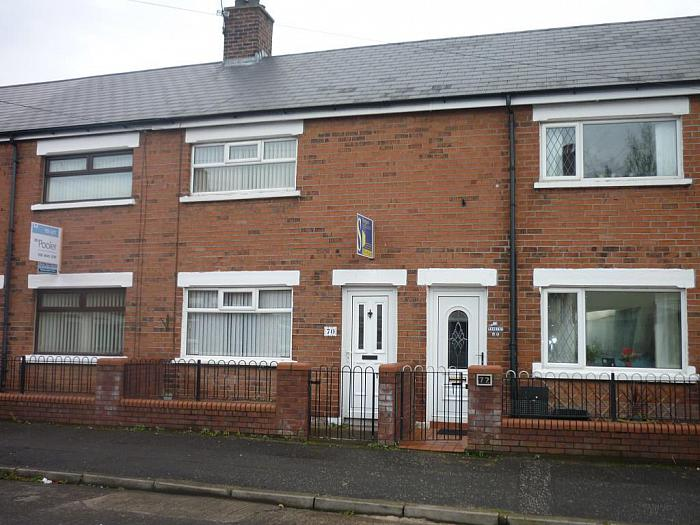 70 Woodcot Avenue, BELFAST